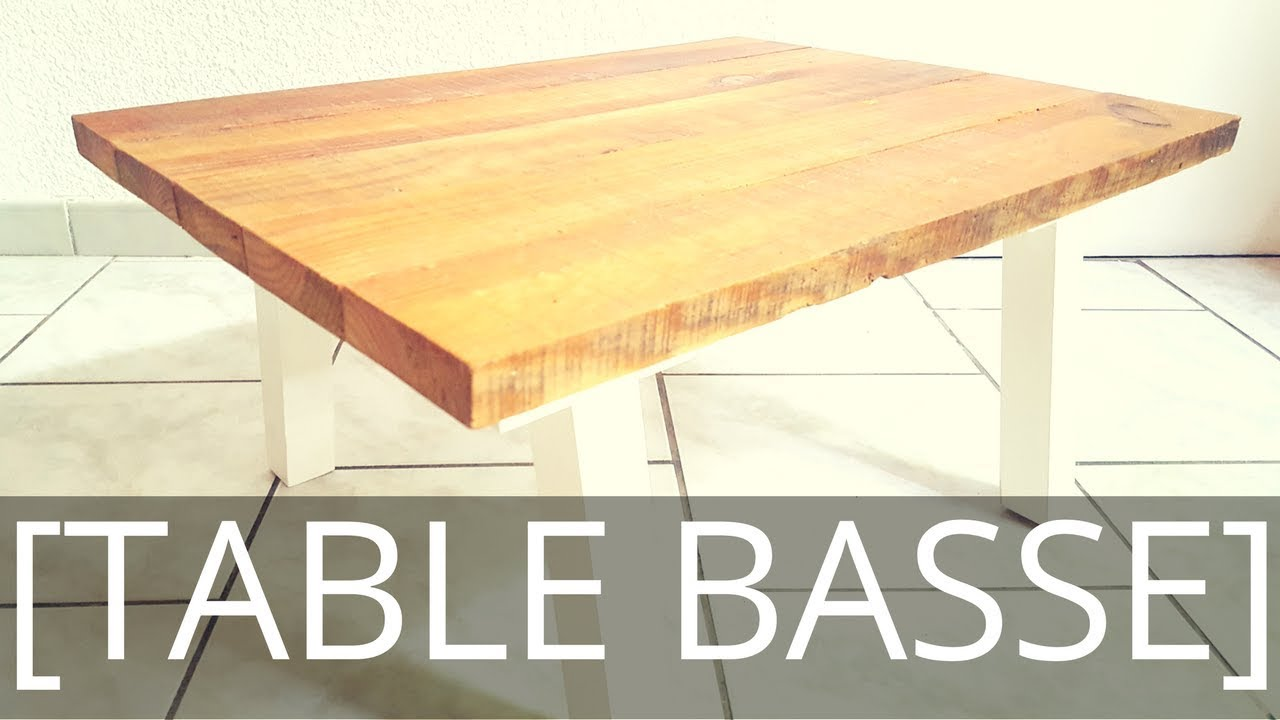 table basse petite dimension