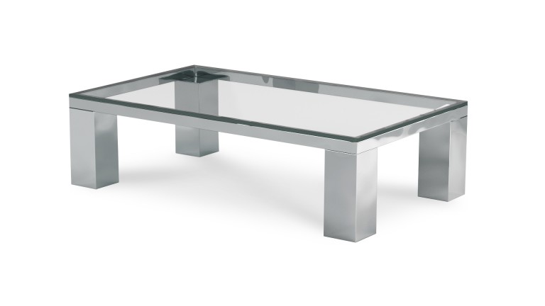grande table basse rectangulaire