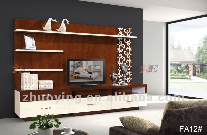 meuble living tv moderne