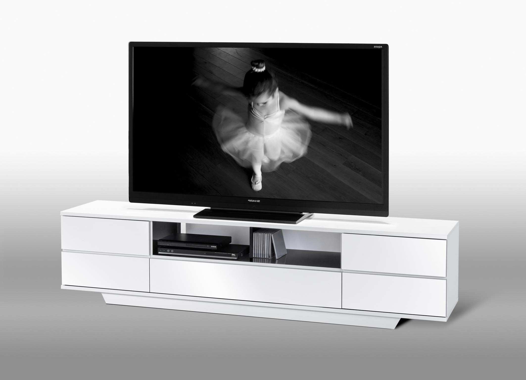 meuble tv design 120 cm
