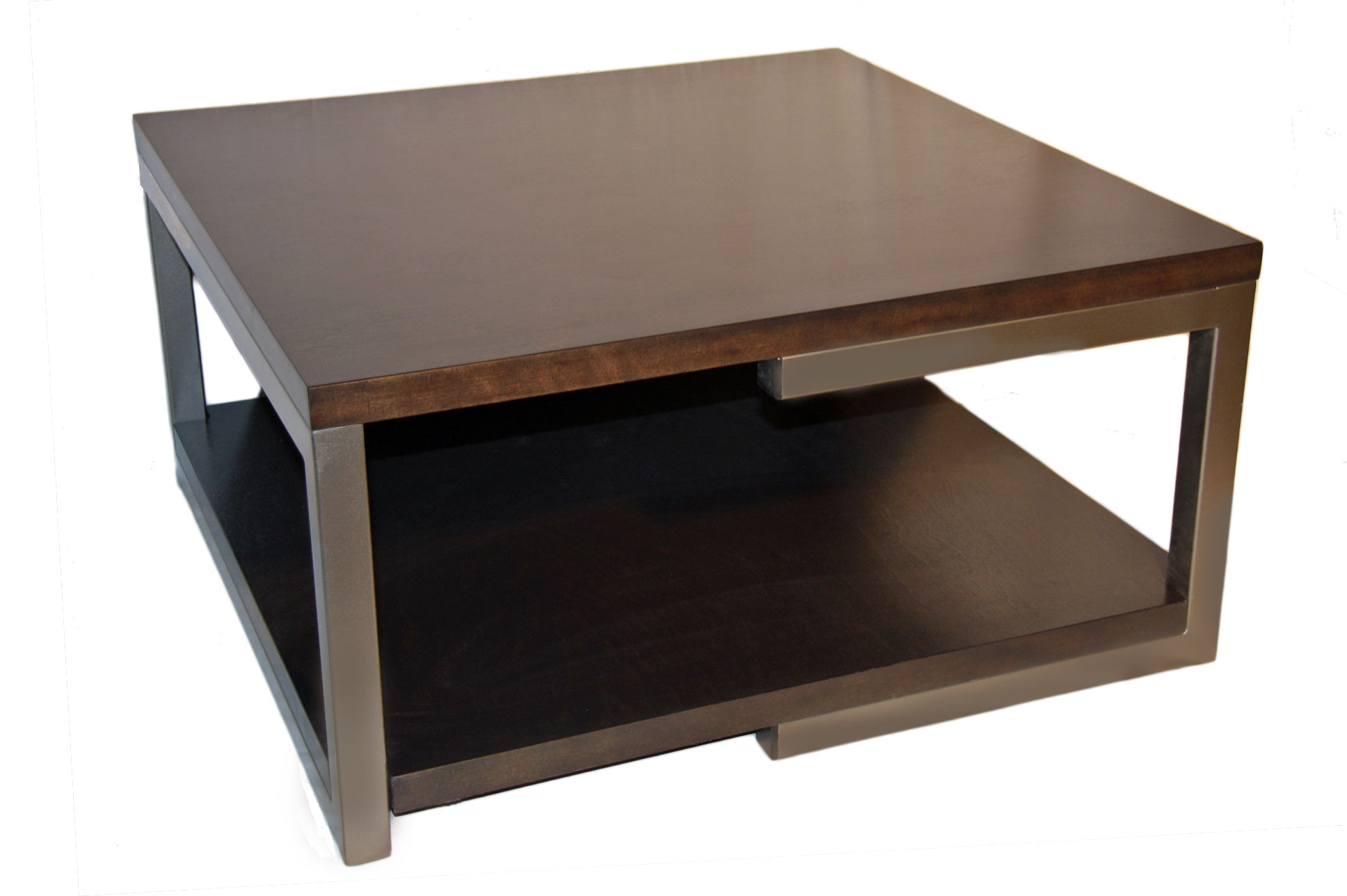 table basse chocolat