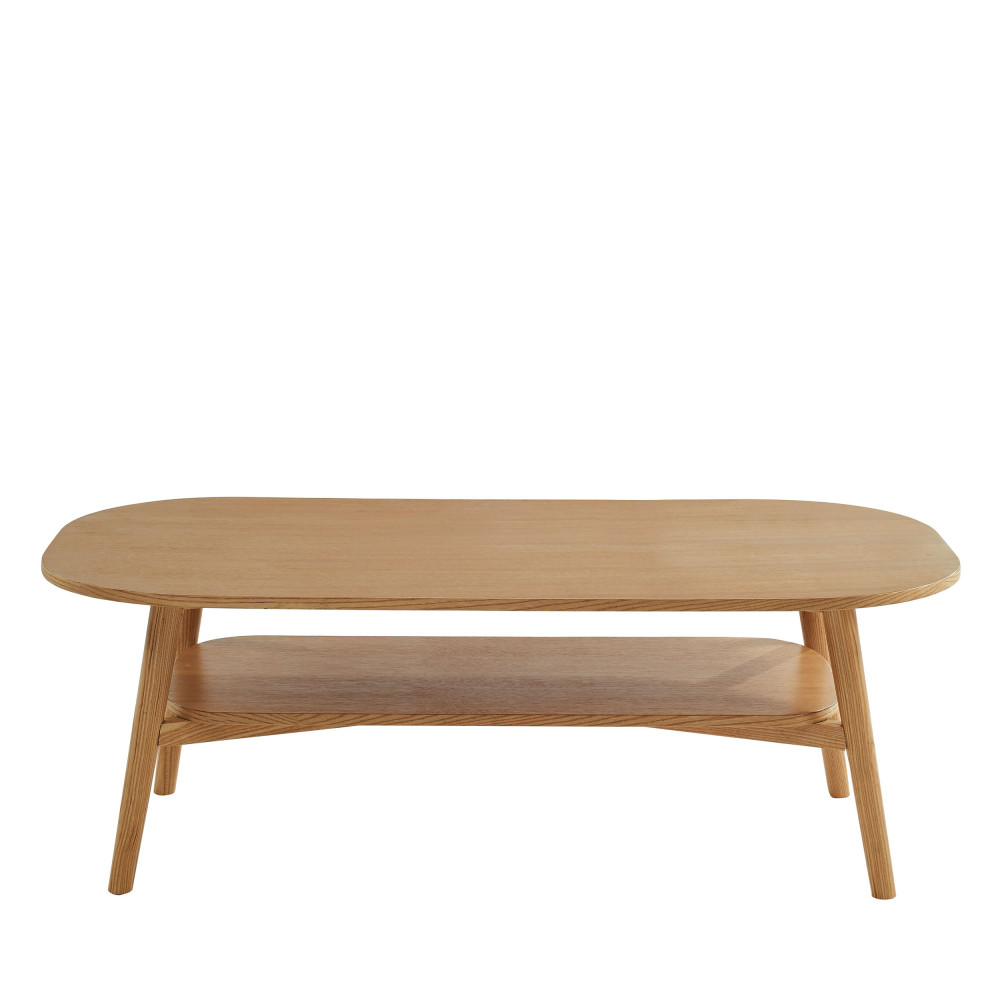 table à café en bois