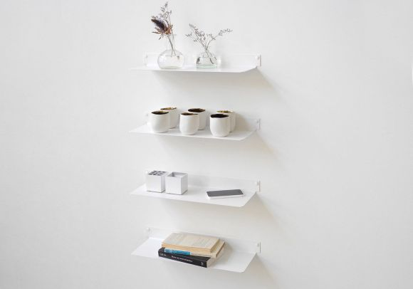 etagere murale invisible