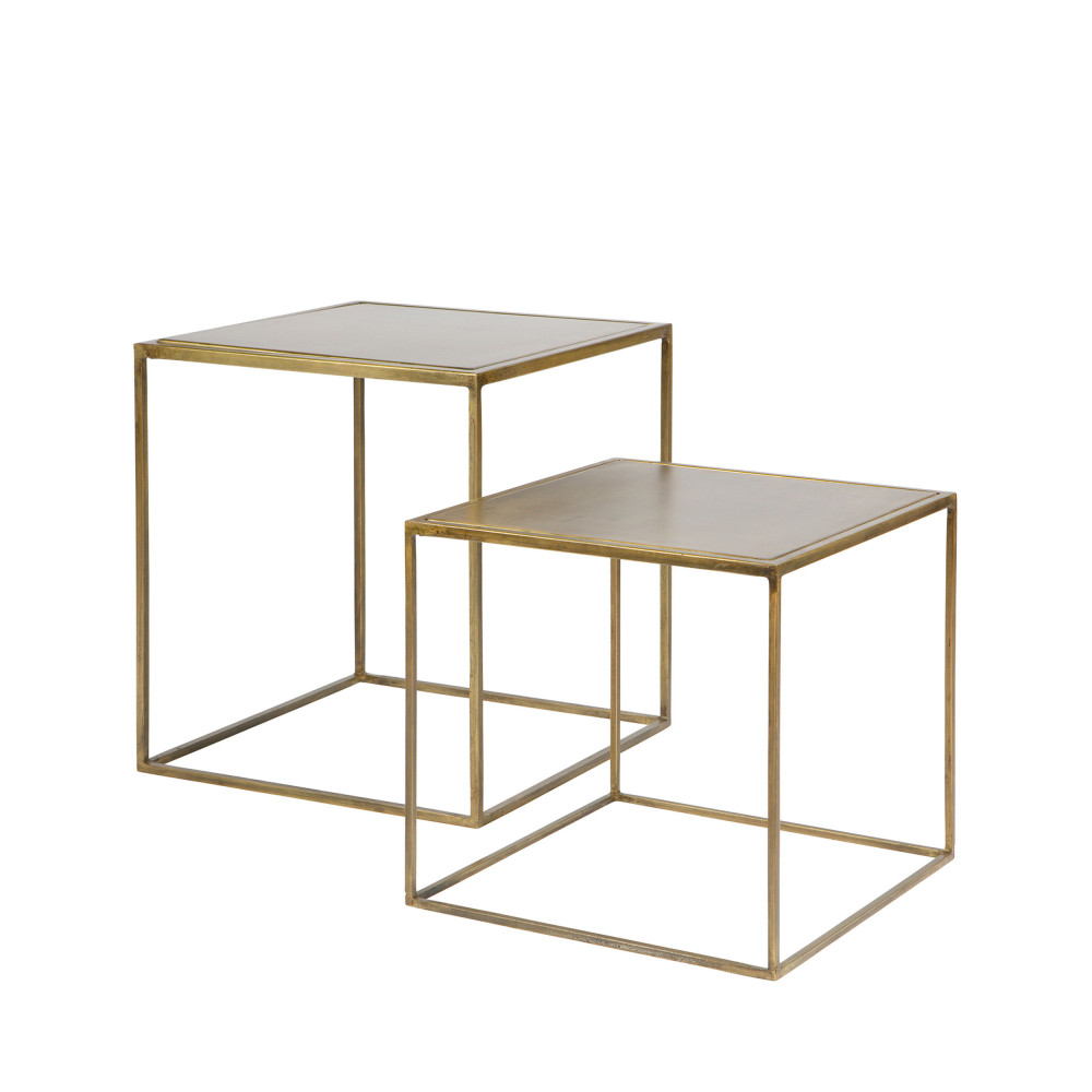 petites tables basses gigognes