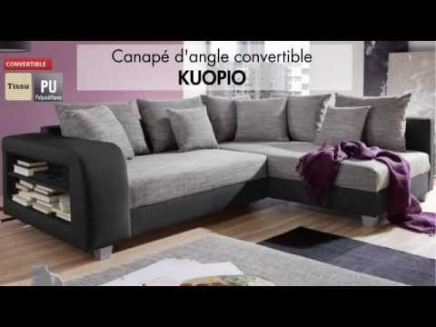 achat canape convertible