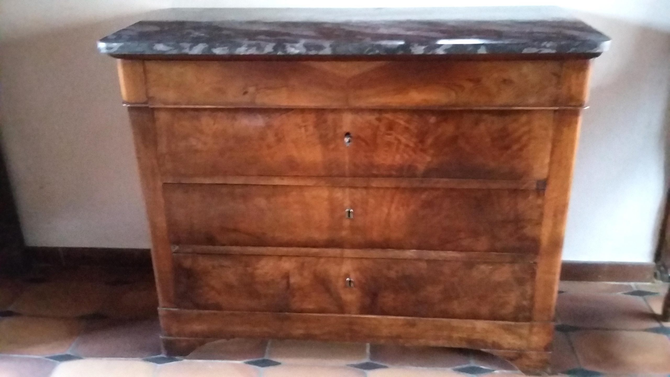 commode chiffonnier pas cher