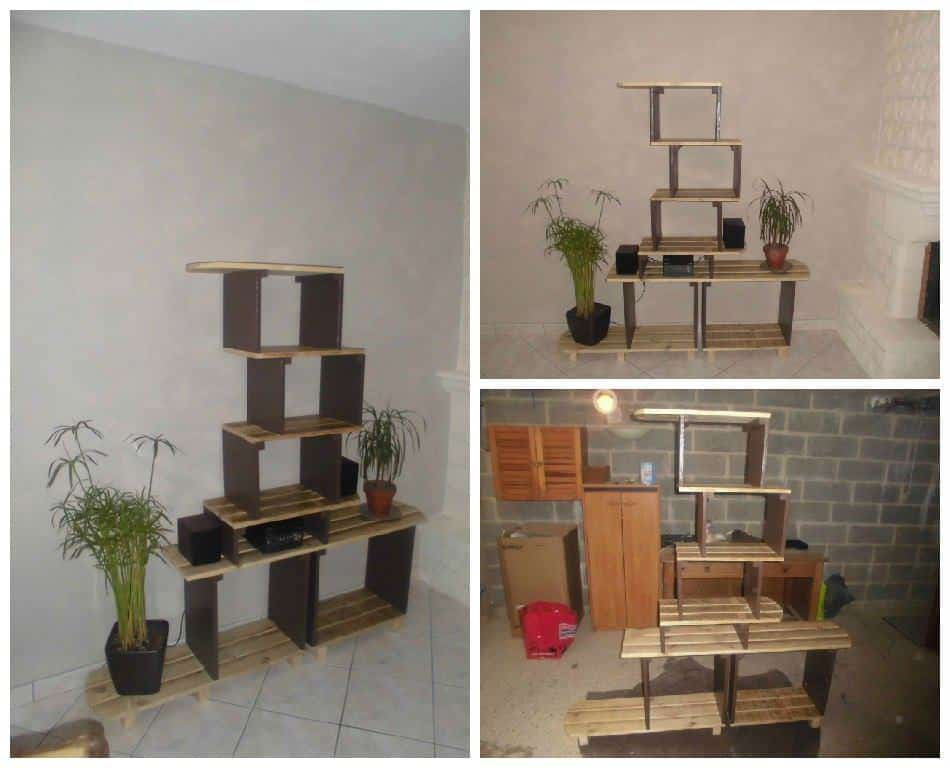 meuble etagere design