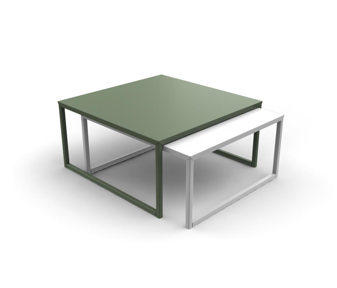 table basse grise