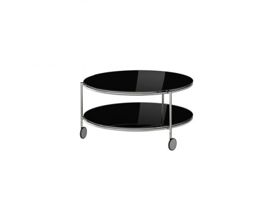 table basse a roulette
