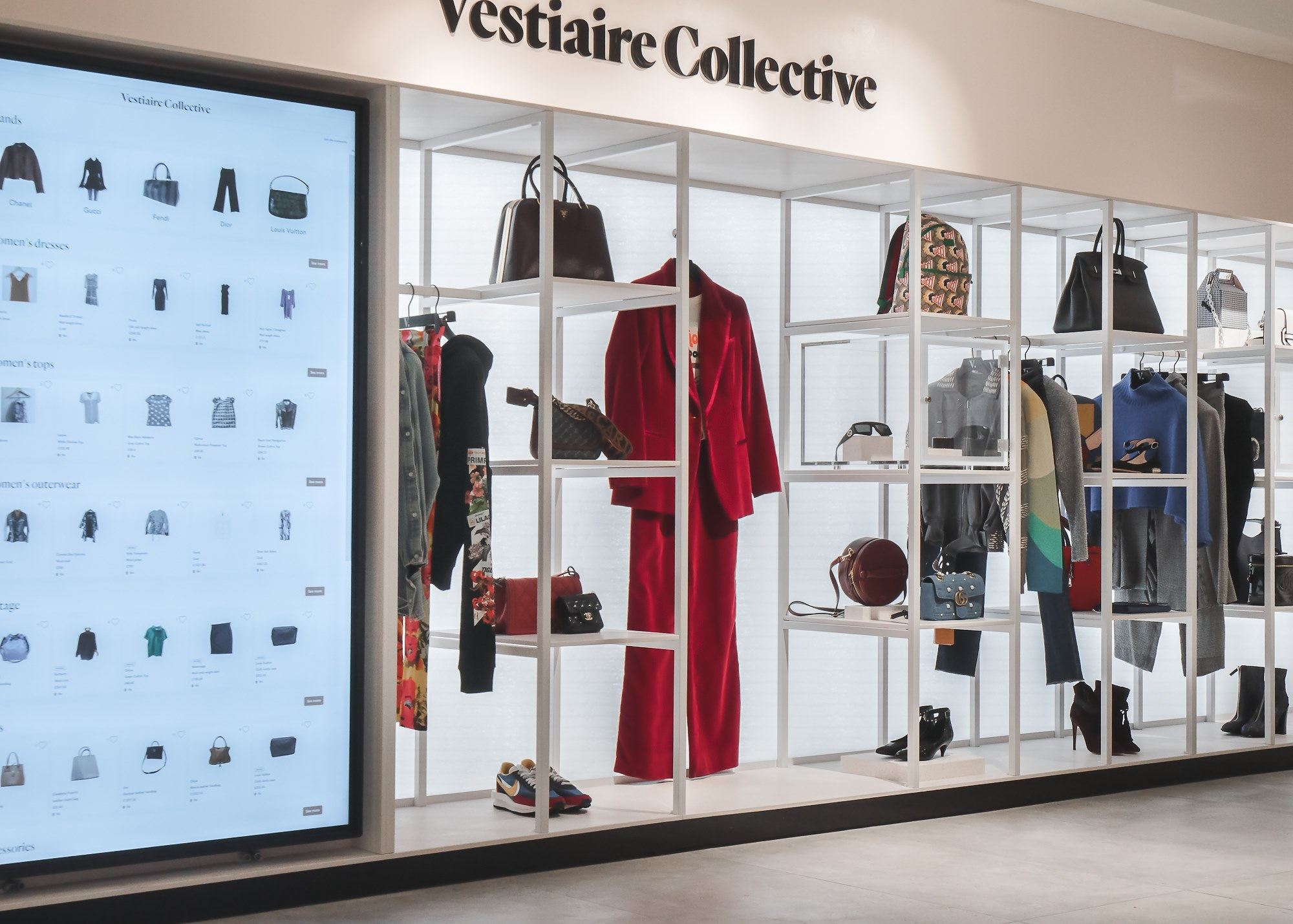 vestiaire collective france