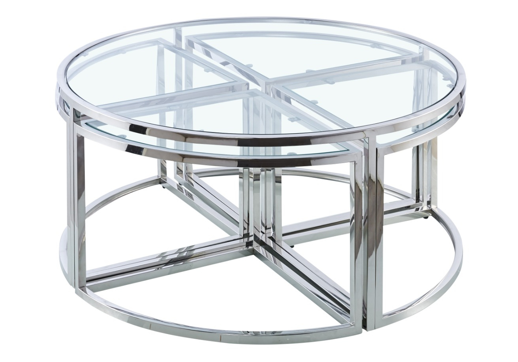 table basse design ronde