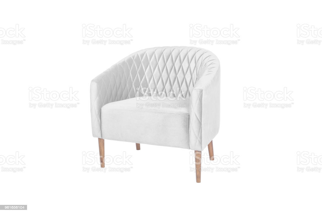chaise fauteuil blanc
