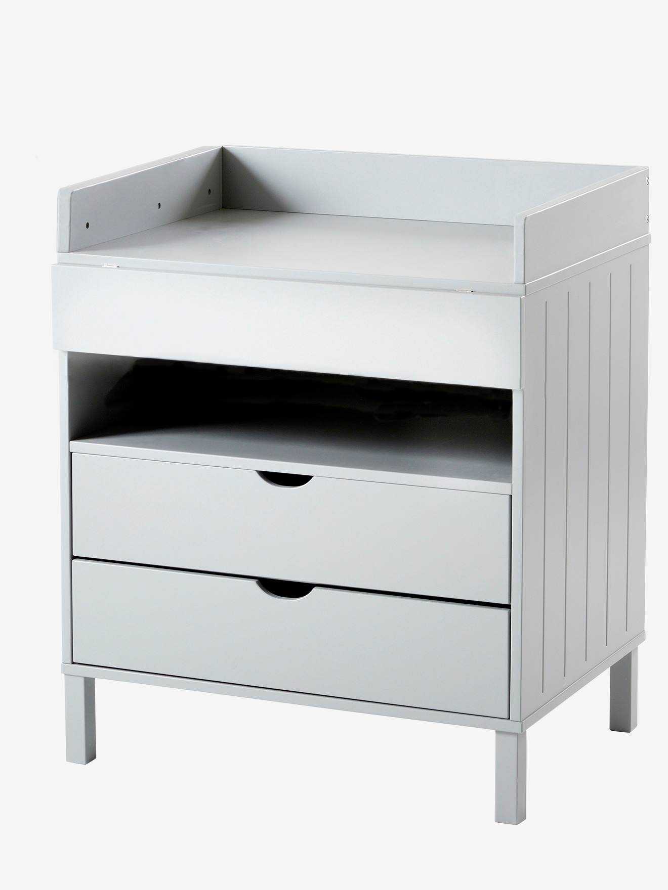 commode grise
