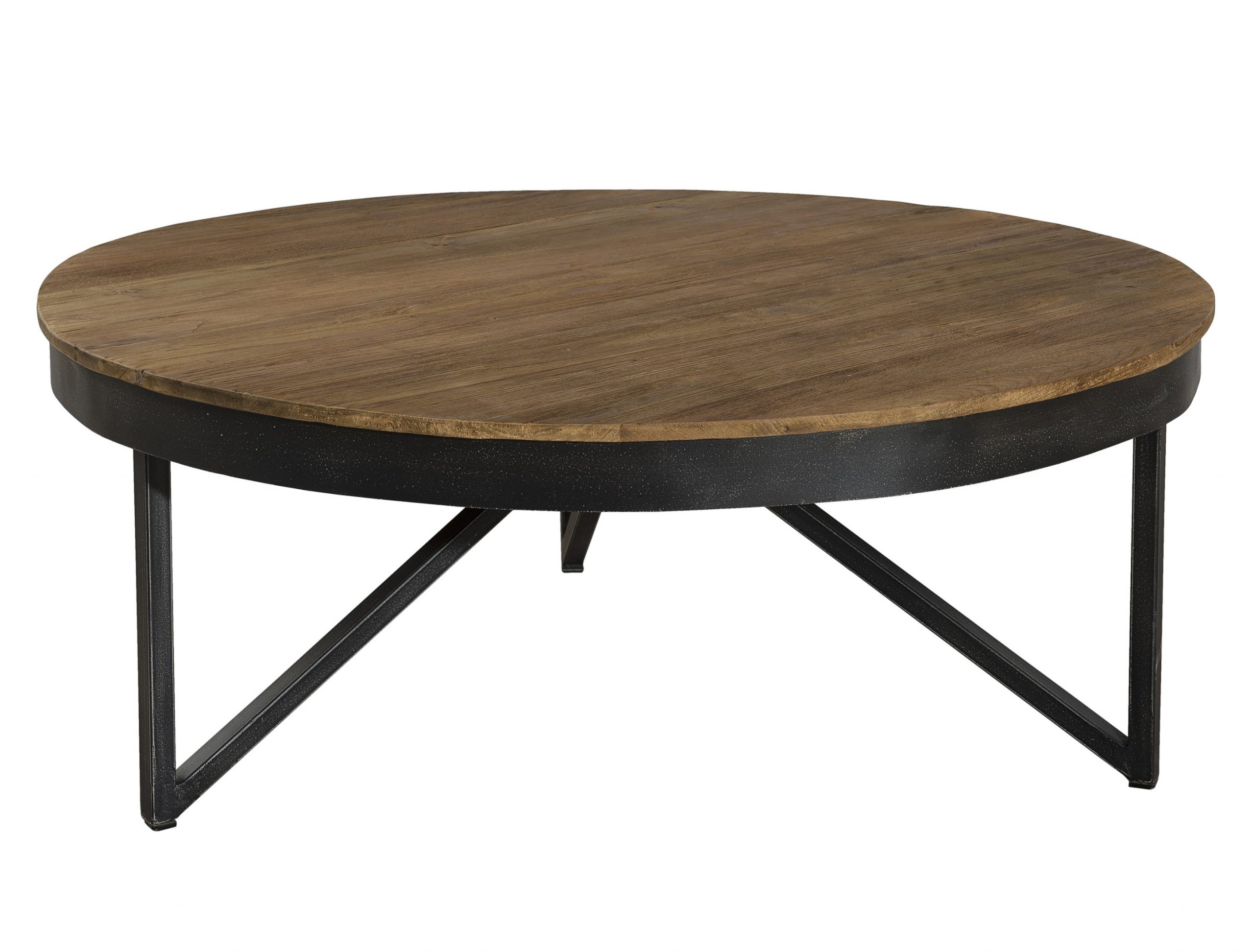 table basse ronde modulable