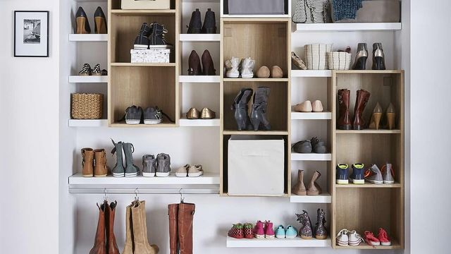 meuble casier chaussures