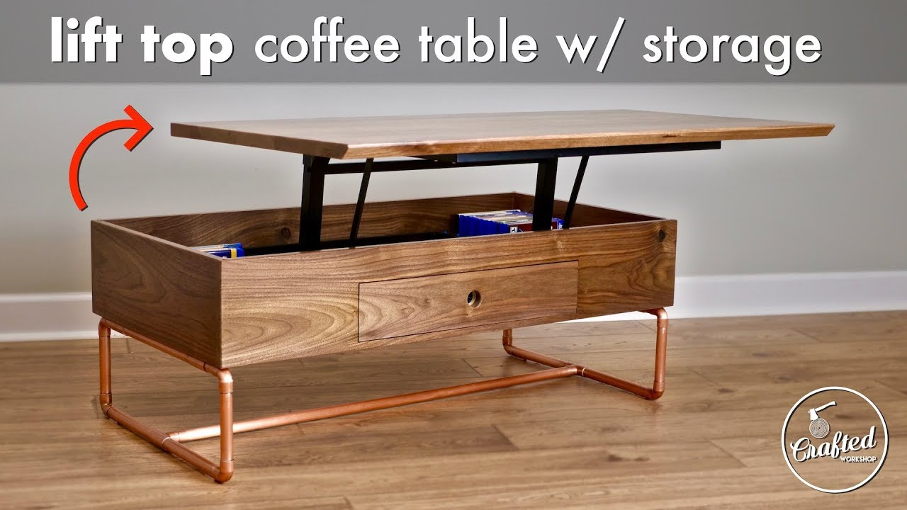 table basse up and down