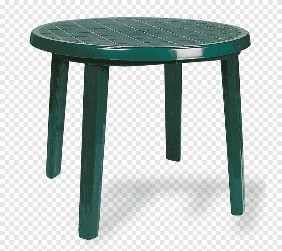 table basse ronde blanche pas cher